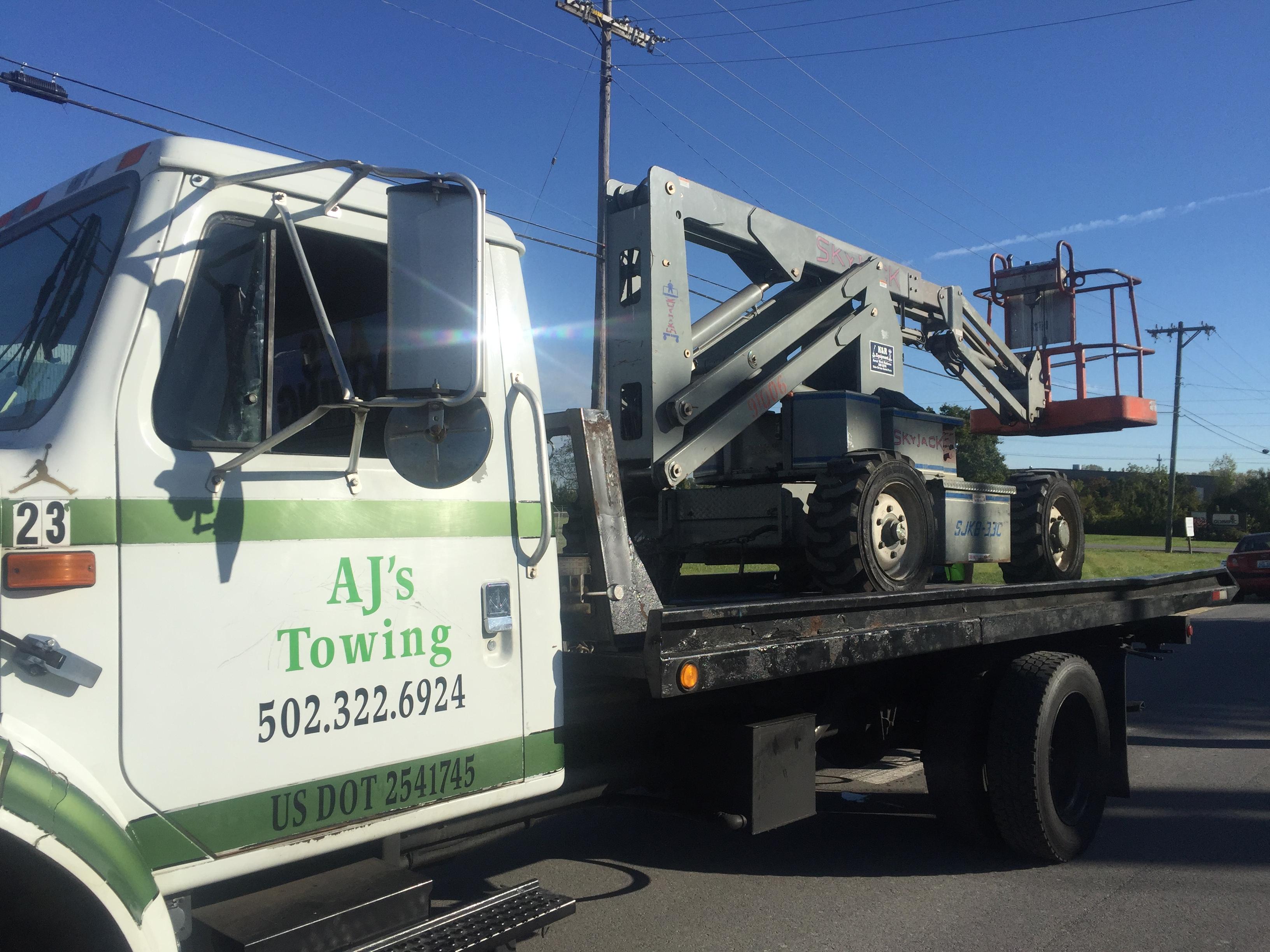 AJ's Towing Service image 30