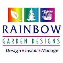 Rainbow Garden Designs