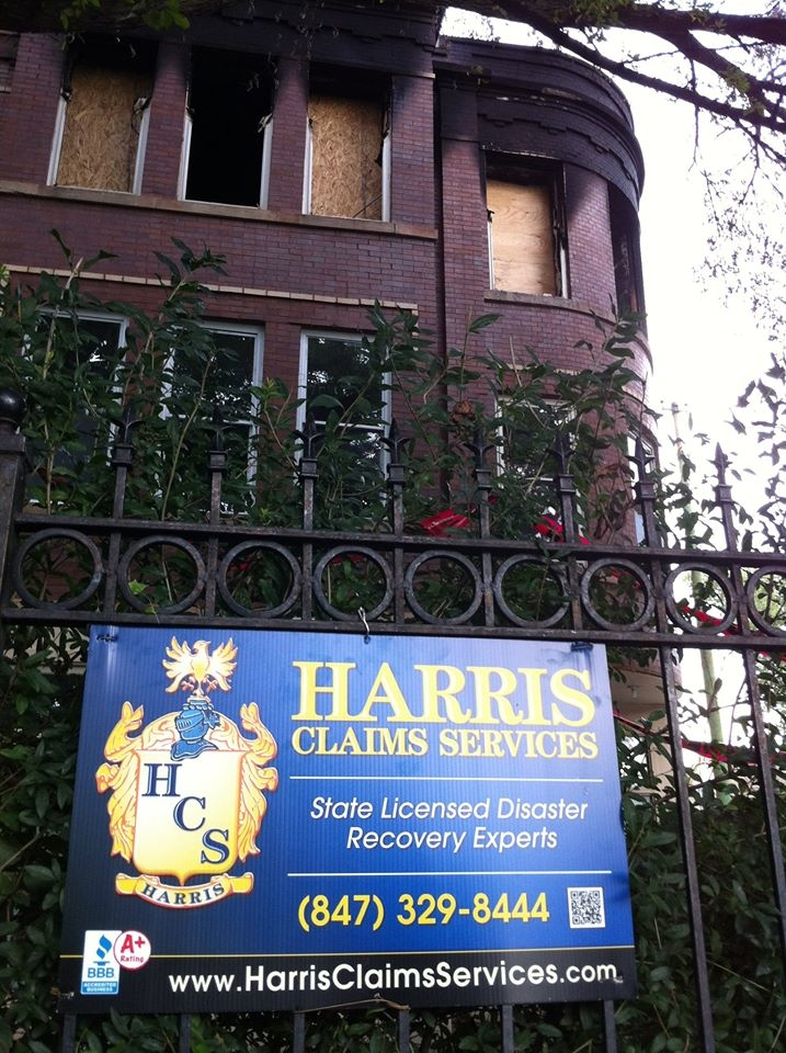 Harris Claim Services is there when you need us most