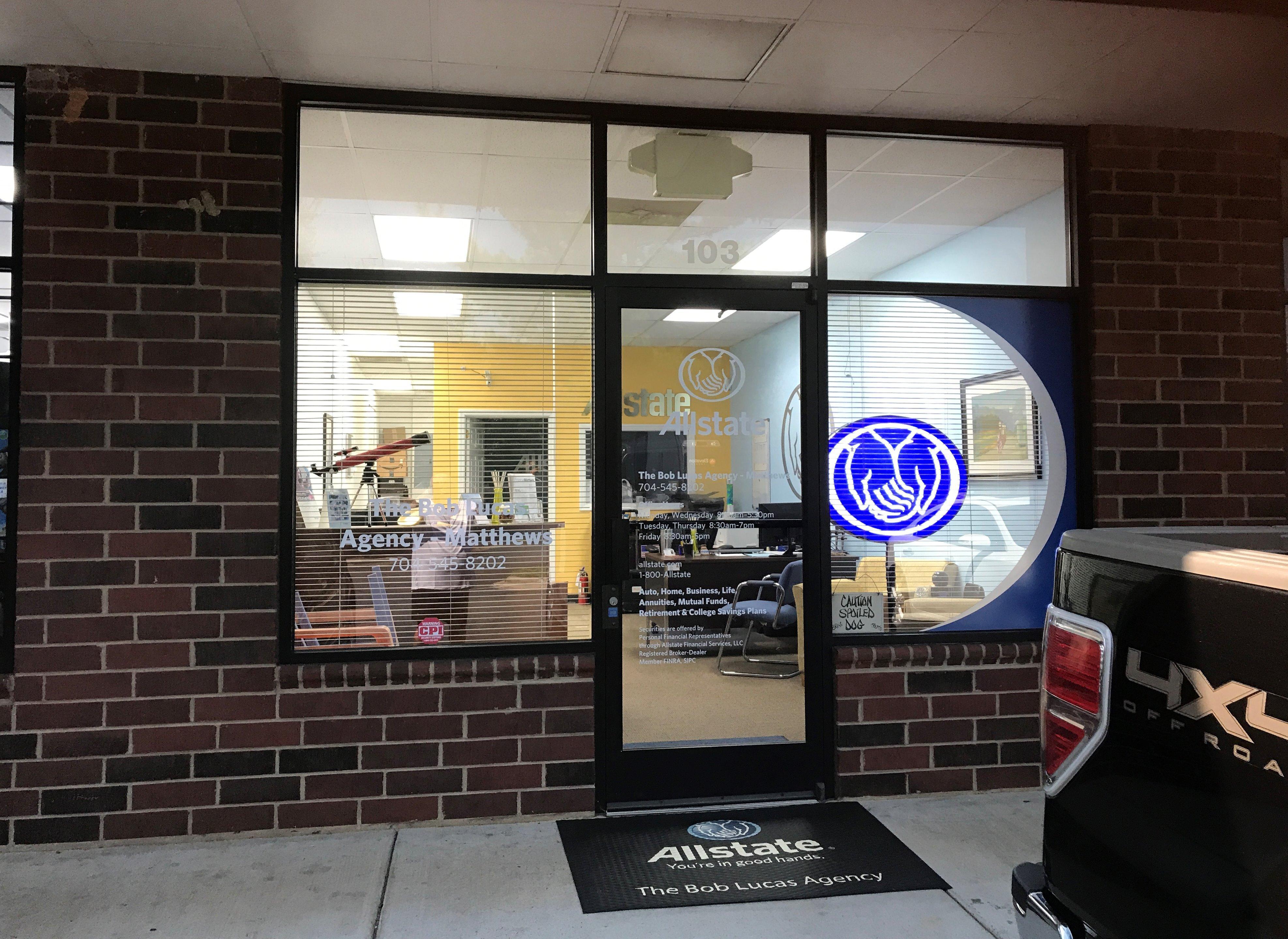 Robert Lucas: Allstate Insurance image 1