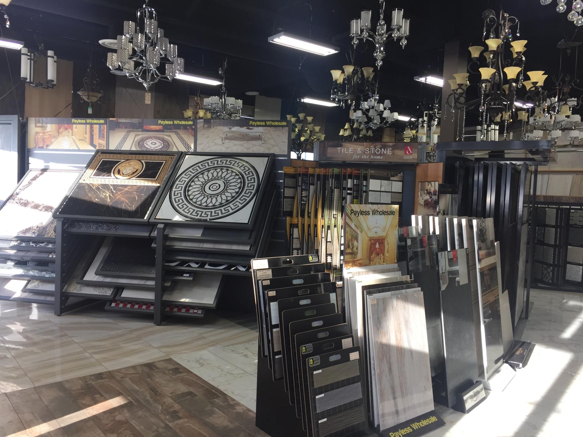 Payless Wholesale Flooring & Lighting Plus Inc in Edmonton: VERSACE HOME DECOR ROBERTTO CAVALLI DESIGN  LAMBORGHINI DECOR TILES