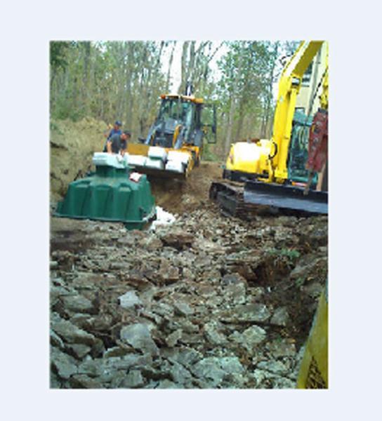 Danny Morrow Excavation