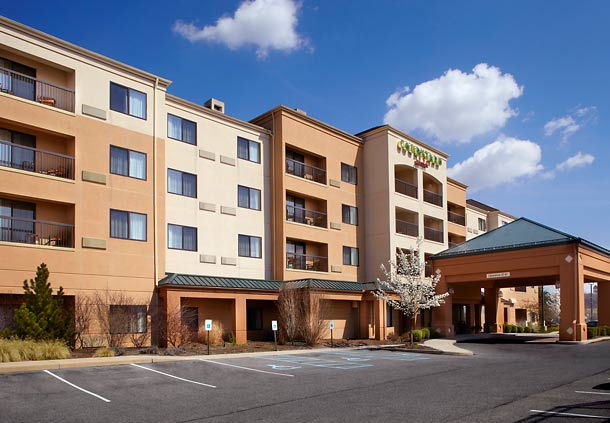 Hotels in PA Altoona 16602 Courtyard Altoona 2 Convention Center Drive  (814)312-1800