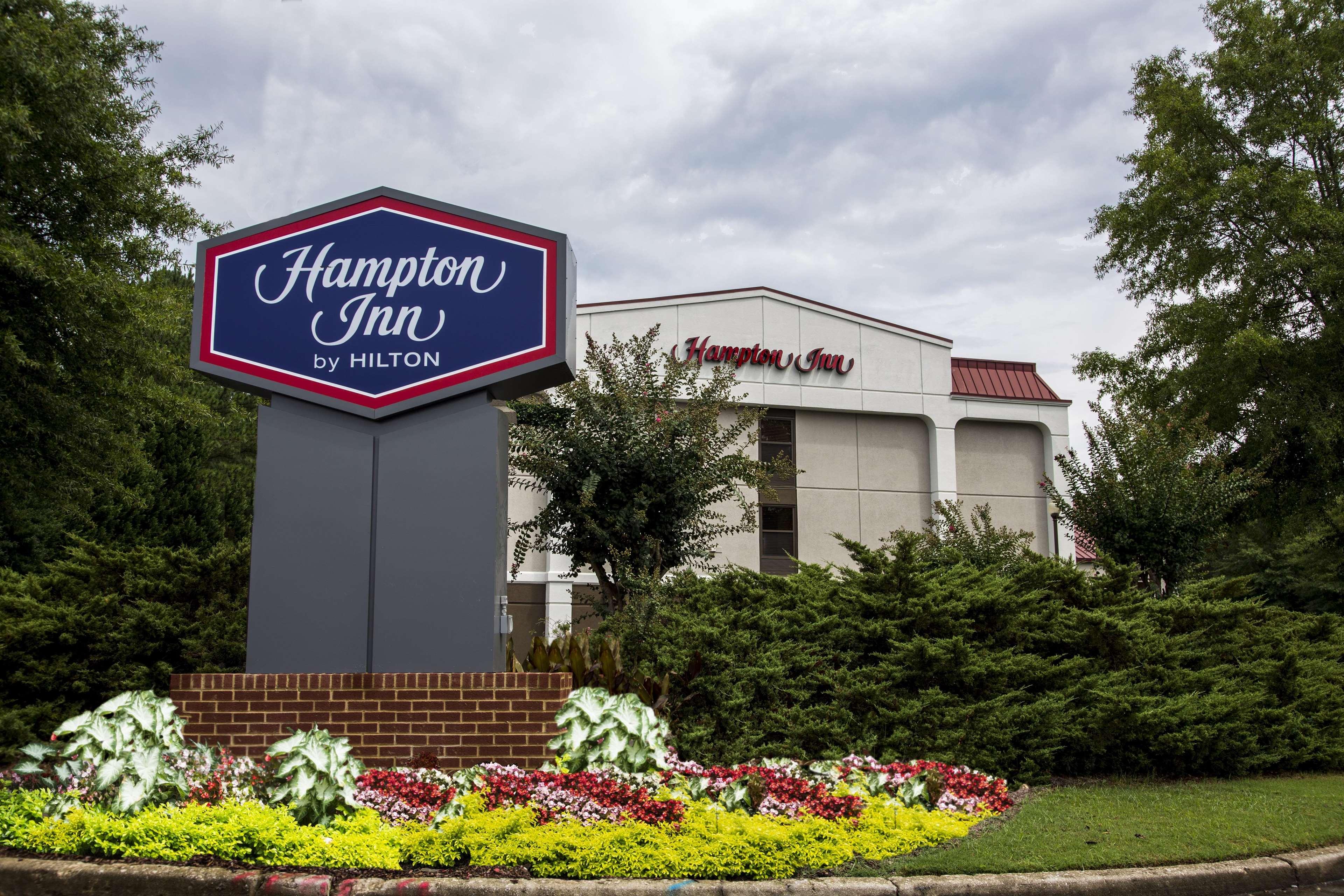 Hampton Inn Lawrenceville
