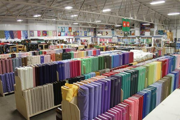 Zinck 39 s fabric outlet berlin coupons near me in for Fabric outlet near me