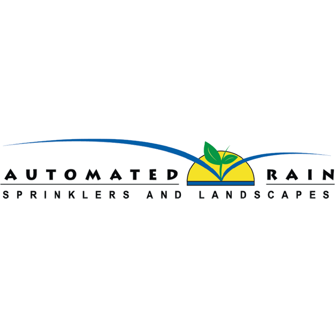 Automated Rain Sprinklers and Landscapes