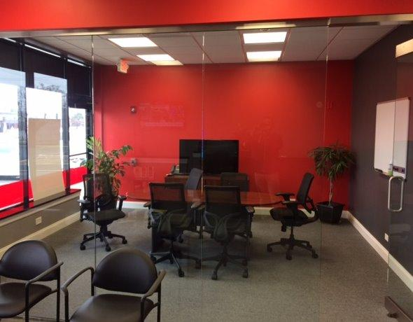 Commercial Office Space Renovation