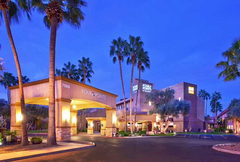 Tucson Airport Hotels With Shuttle