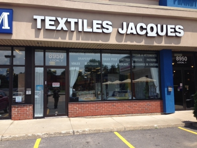 Textiles Jacques Inc in Charlesbourg