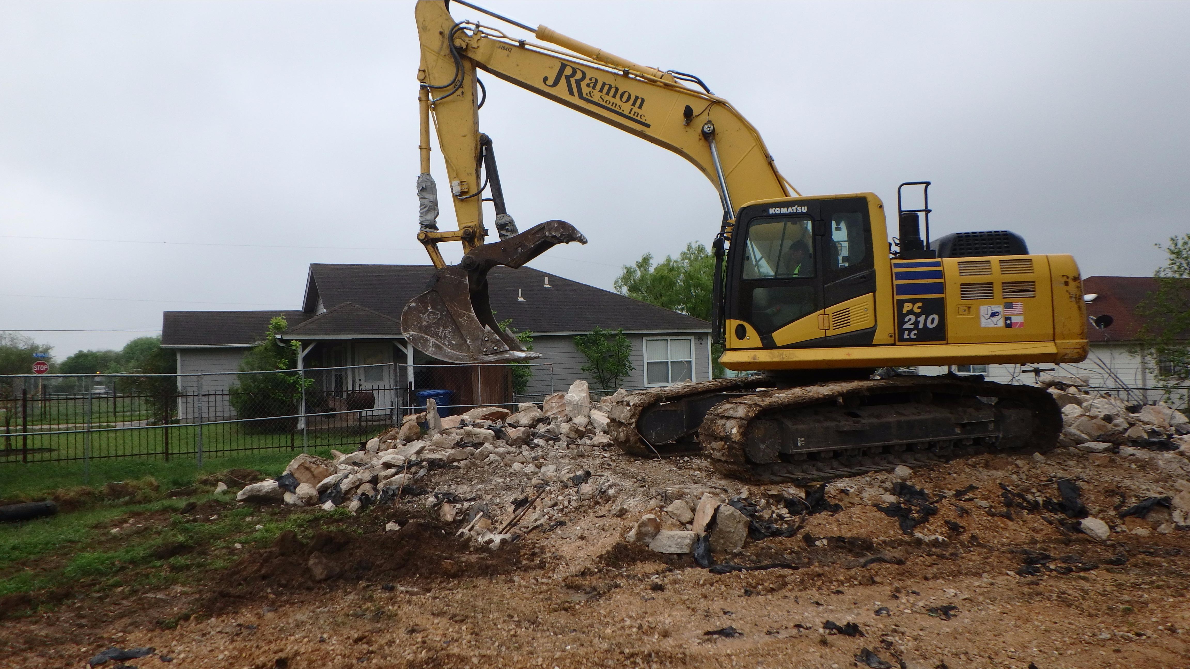 JR Ramon Demolition image 2