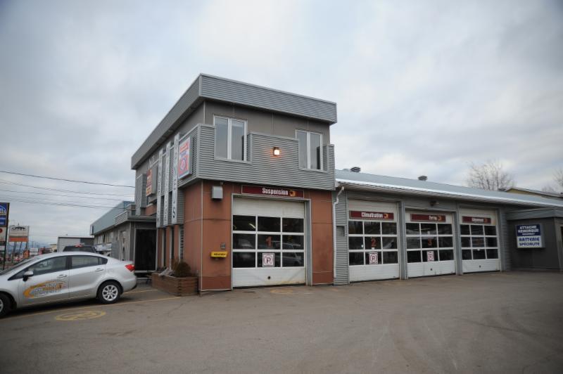 Garage Mécanique Métrique à Chicoutimi
