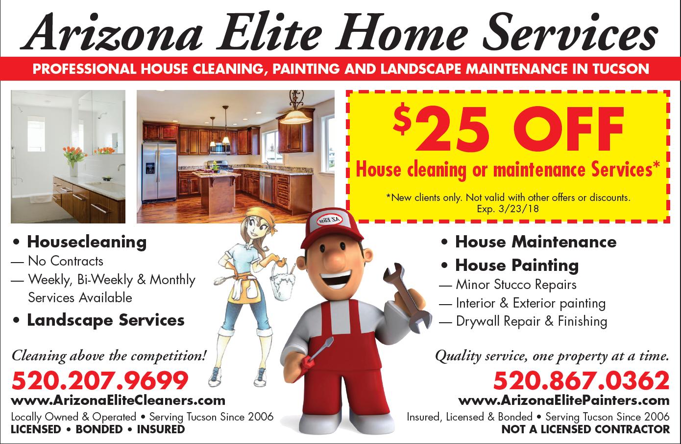 Arizona Elite Cleaners image 0