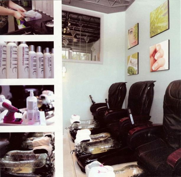 Expressions Salon & Spa in Saskatoon