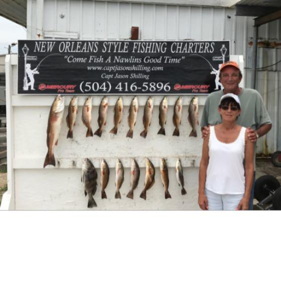 New Orleans Style Fishing Charters LLC image 52