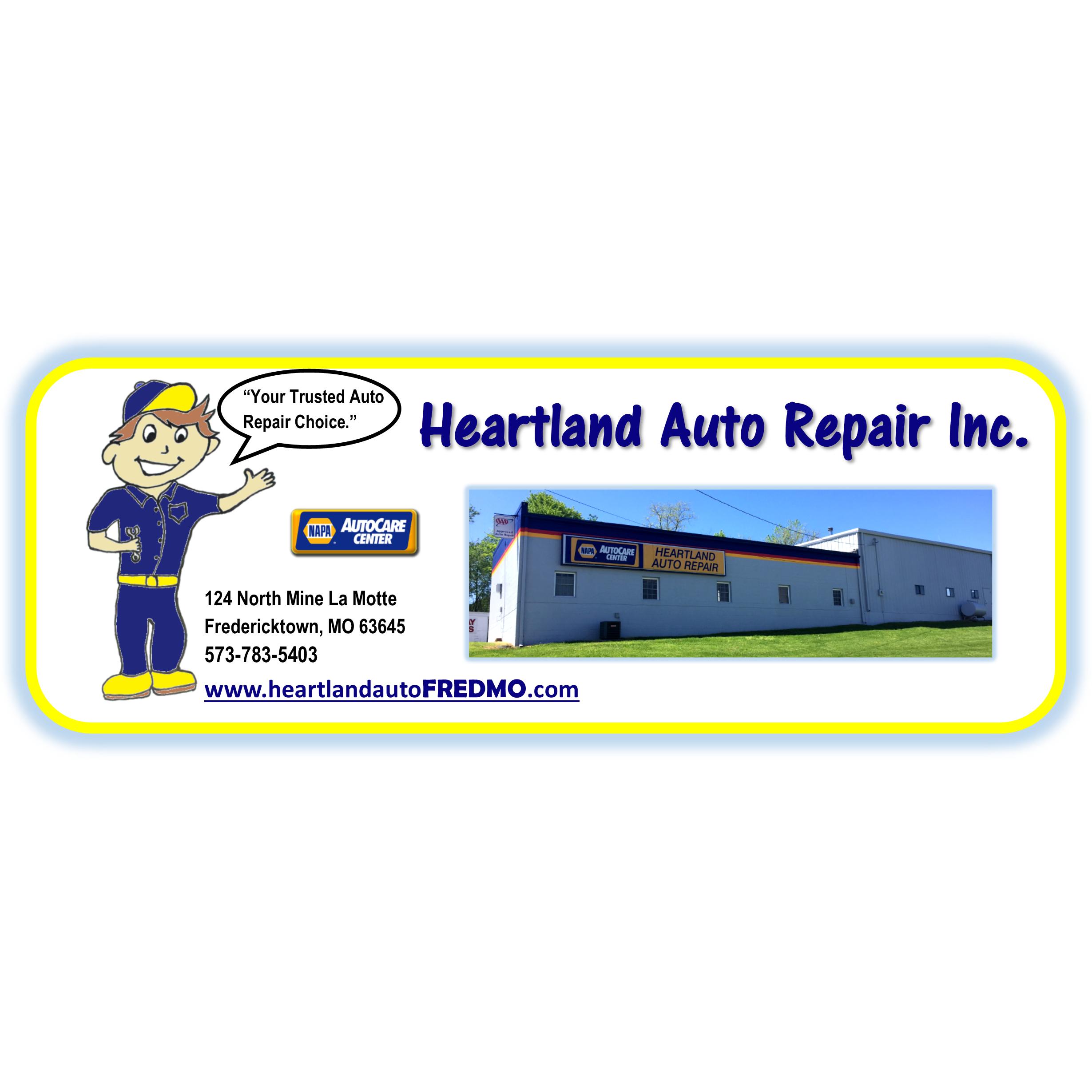 Heartland Auto Repair Inc.