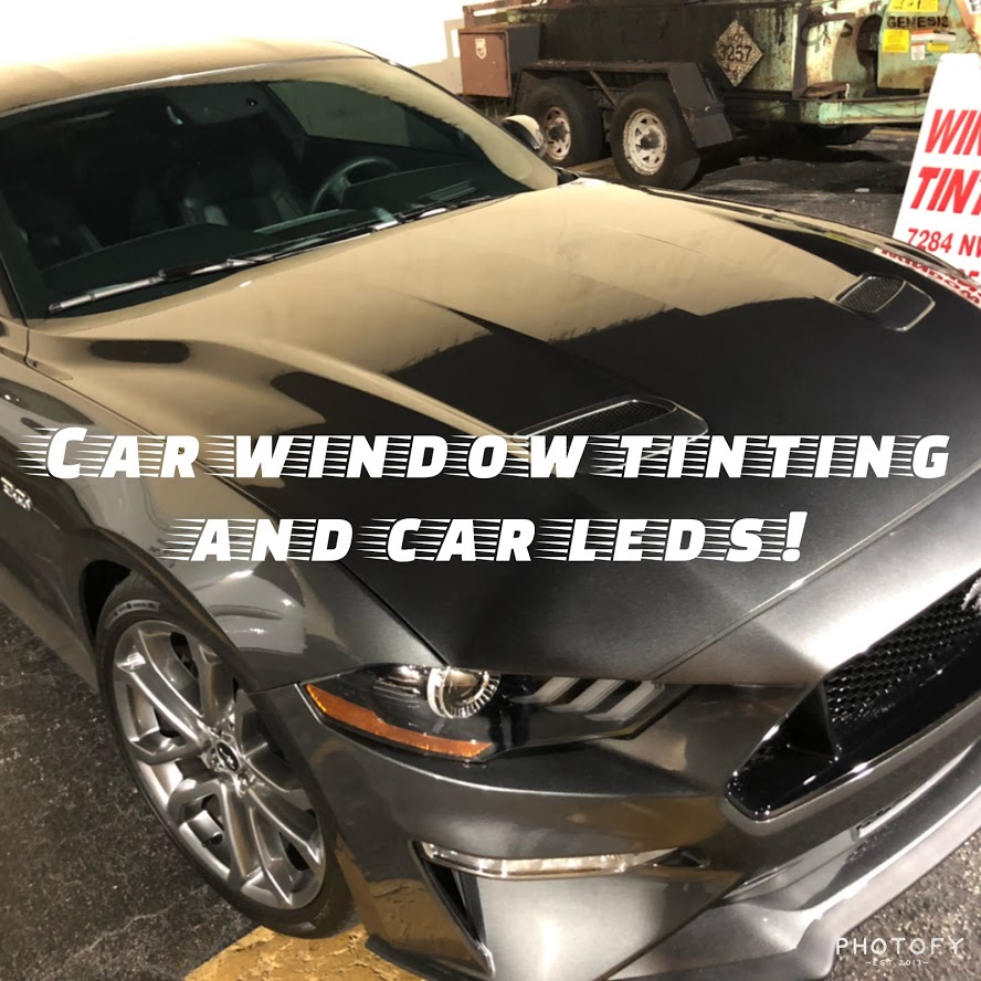Best Window Tinting and Car Accessories in Miami (mobile tinting service) image 14