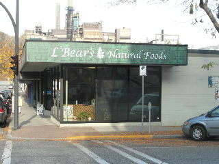 L'Bear's Natural Food & Supplements Ltd