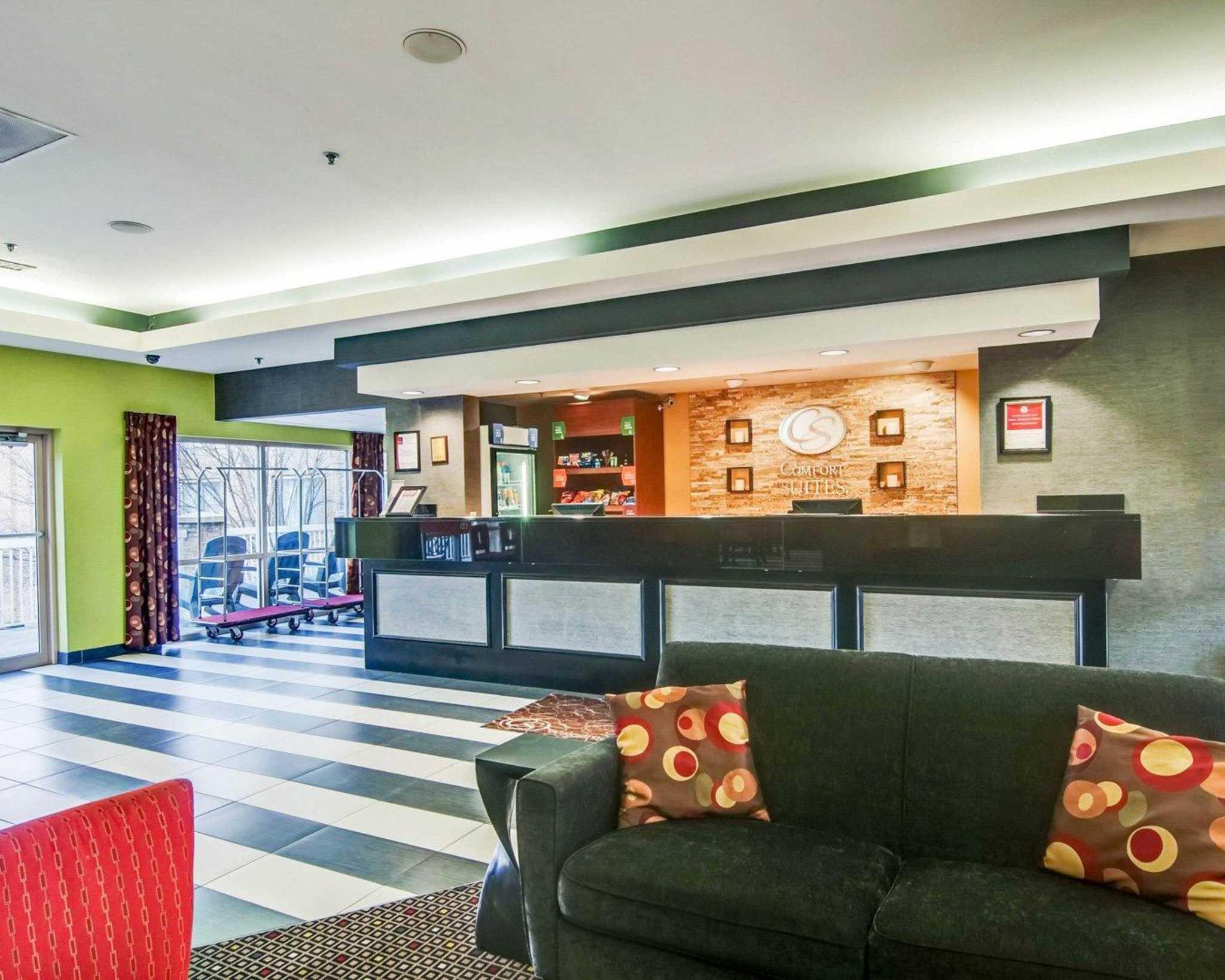 Comfort Suites Inn at Ridgewood Farm image 11