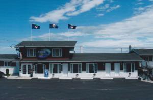 Motel Vue Belvédère Inc à Saint-Siméon