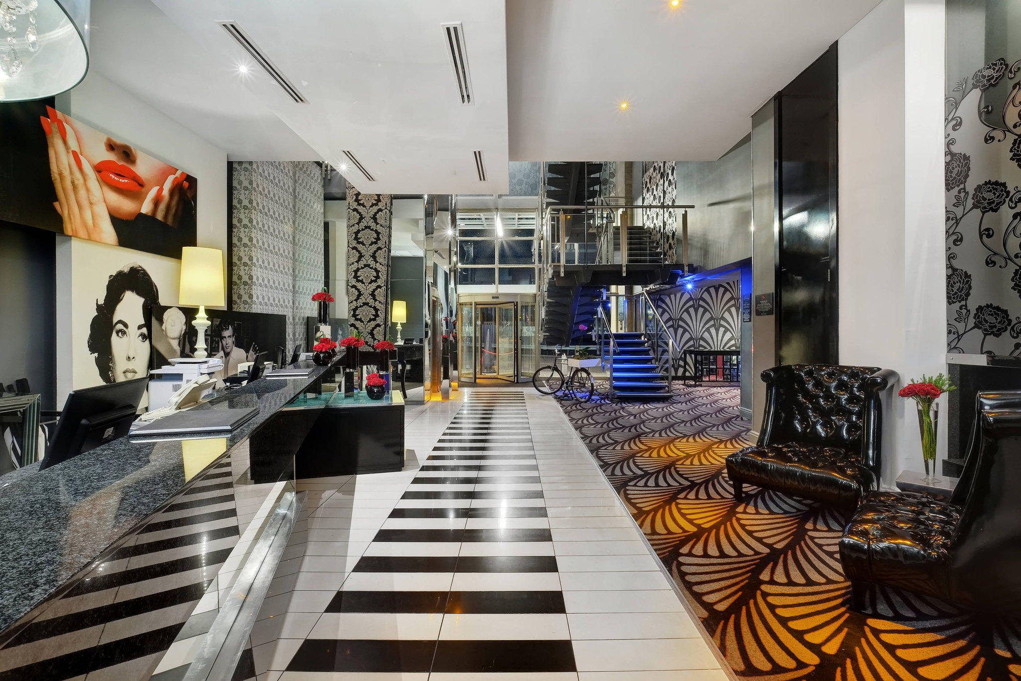 Protea Hotel Fire & Ice! Johannesburg Melrose Arch