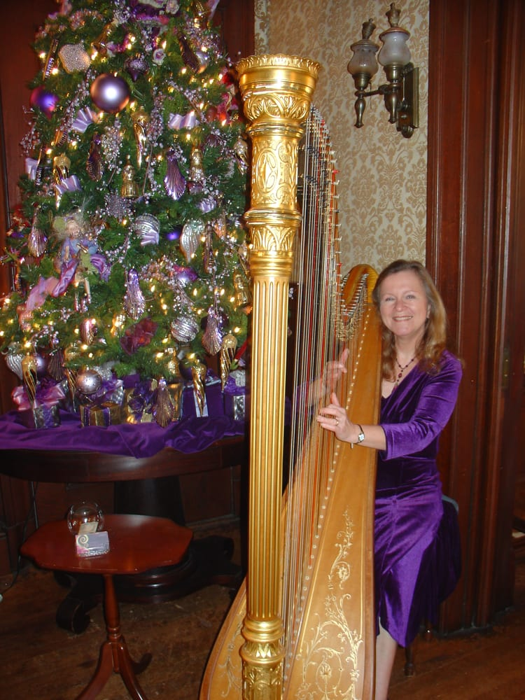 Harp Music By Laurel image 1