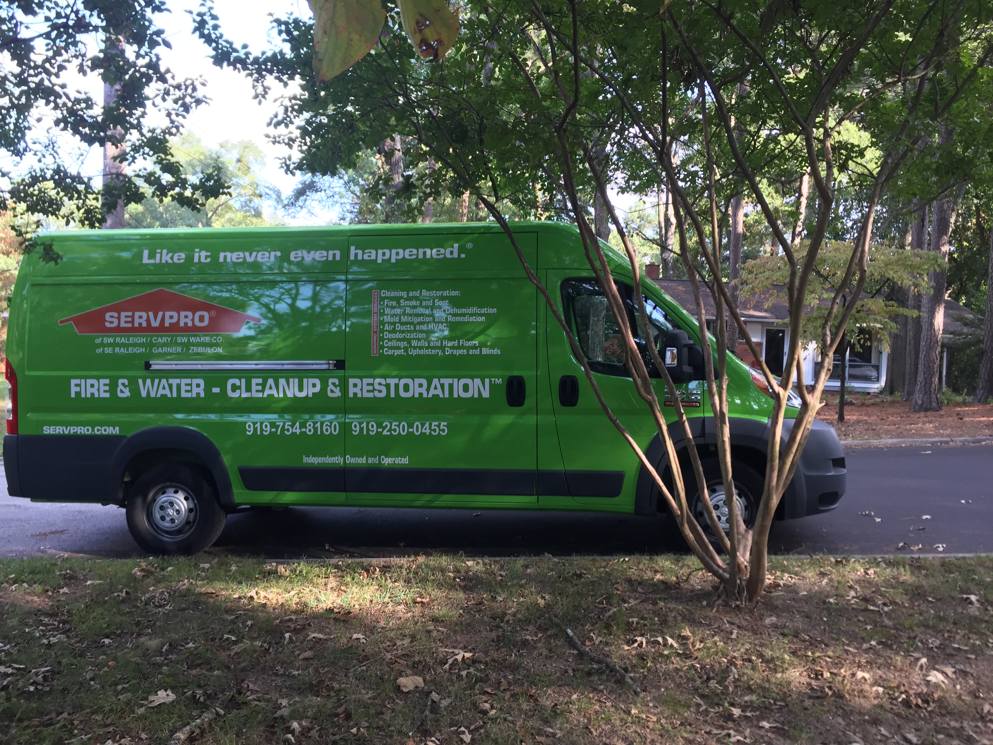SERVPRO of East Raleigh/Zebulon image 20