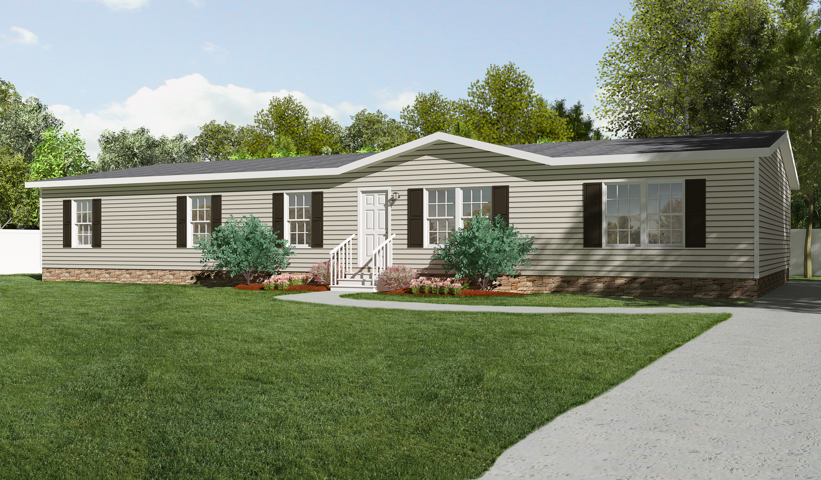 Clayton homes mobile home dealer richmond ky 40475 for Home builders richmond ky