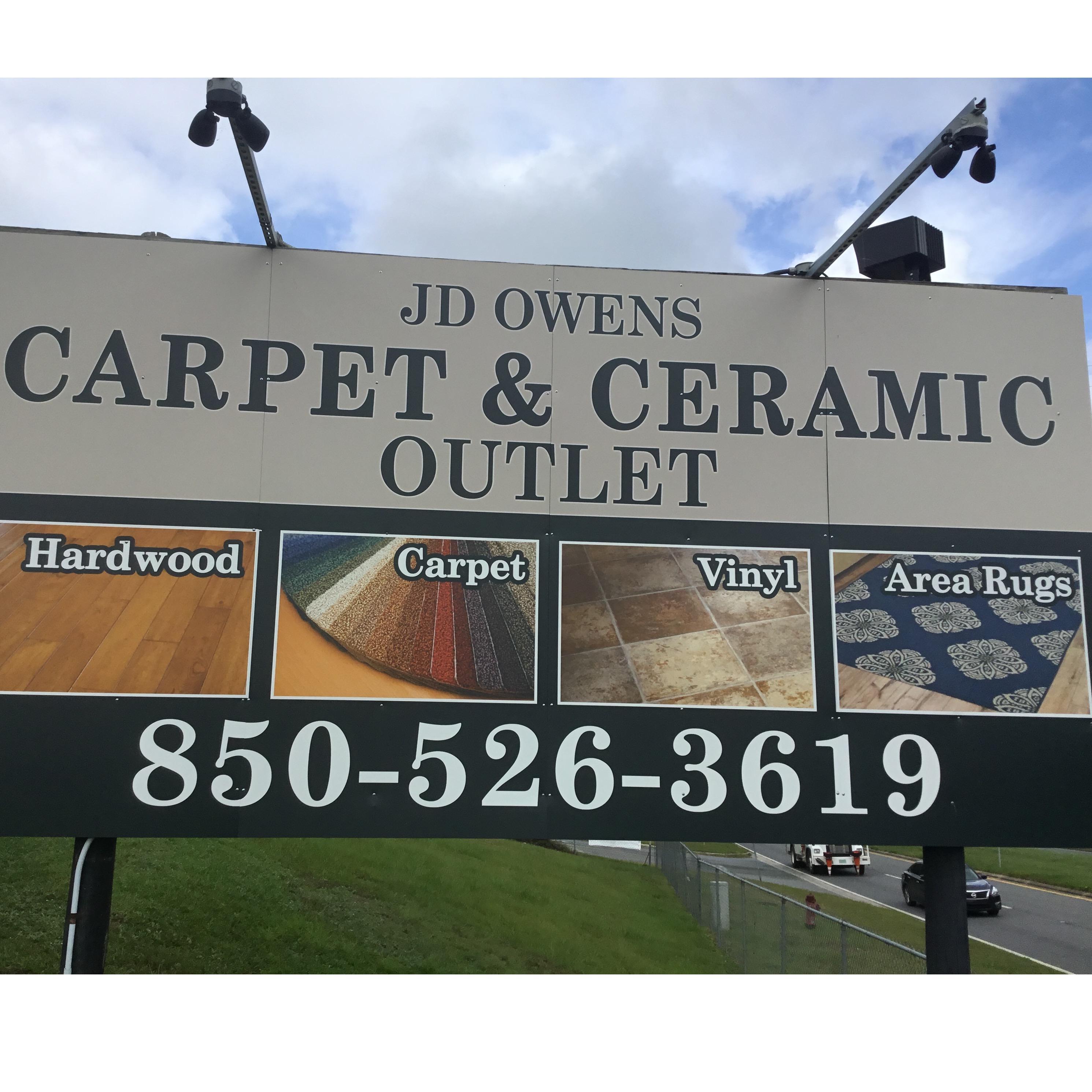 JD Owens Company Carpet & Ceramic Tile image 0
