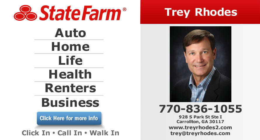 Trey Rhodes III - State Farm Insurance Agent image 0