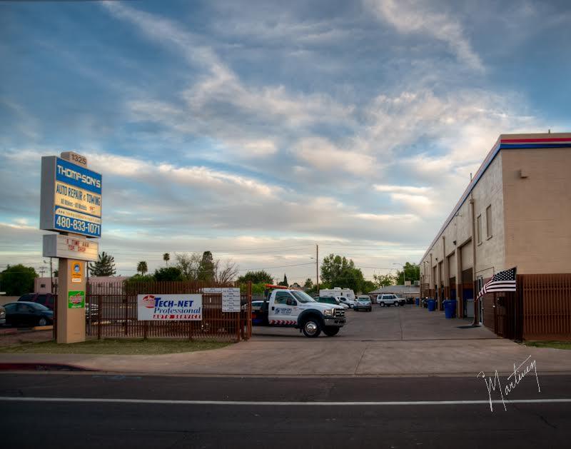 Thompson 39 S Auto Repair Towing In Mesa Az 480 833 1