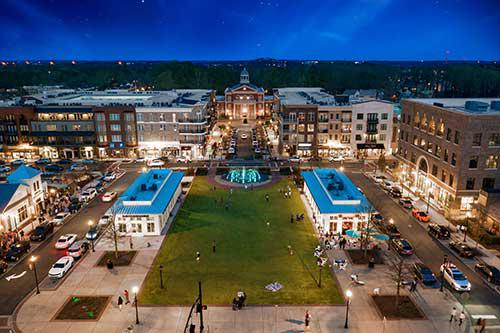 Alpharetta Convention & Visitors Bureau. Come visit our dynamic city where locals live every day.  According to Forbes Magazine, we're the Seventh Friendliest City in America and the #1 Place to Move!