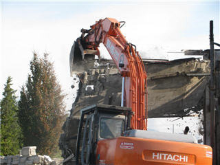 T & T Demolition Ltd