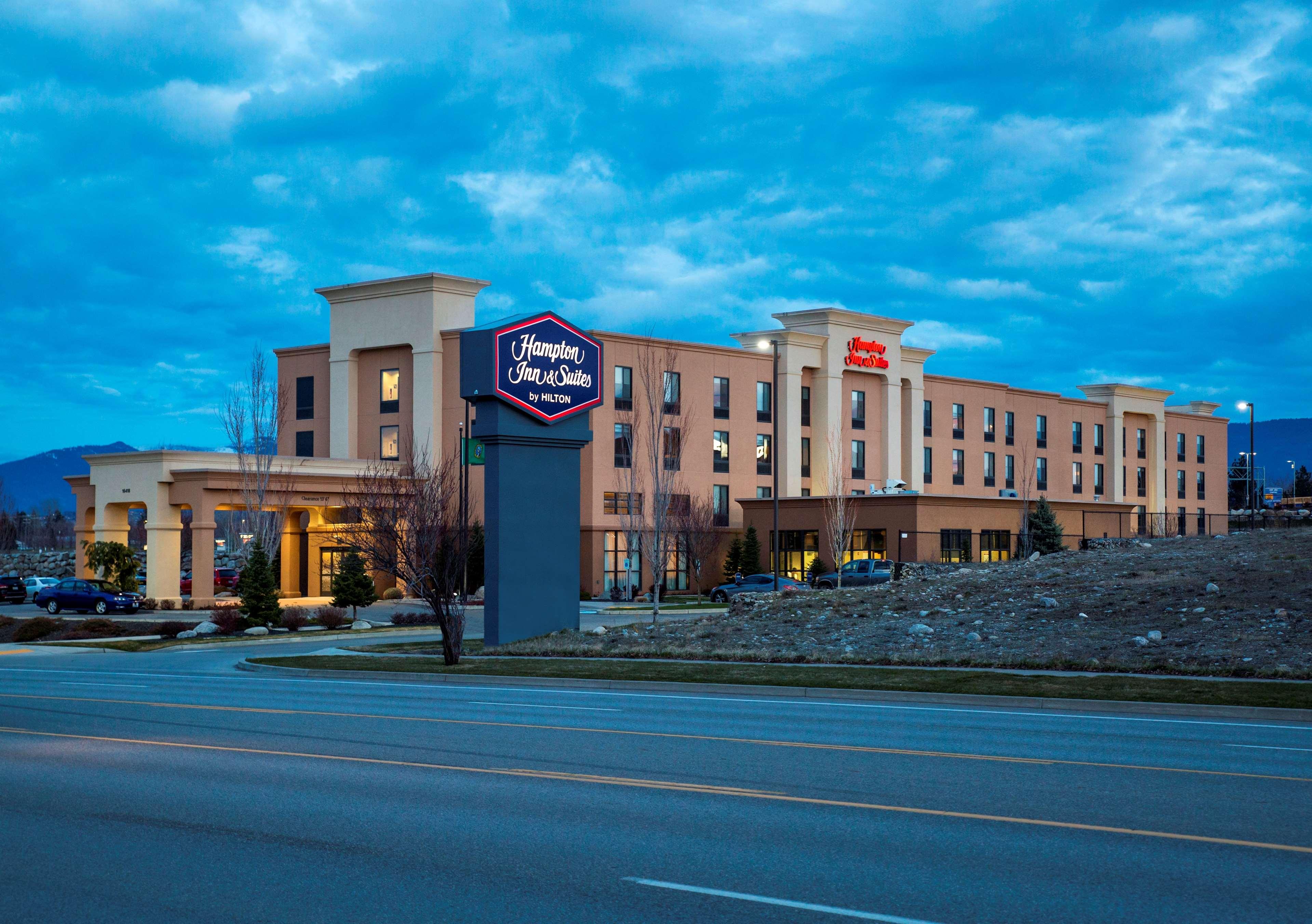 Hampton Inn & Suites Spokane Valley image 0