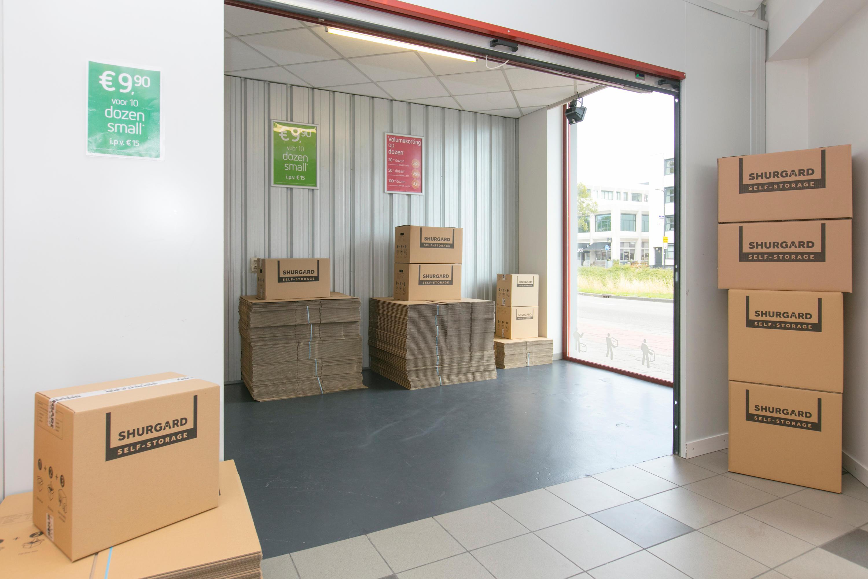 Shurgard Self Storage Den Haag Wateringen