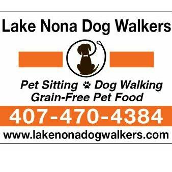 Lake Nona Dog Walkers