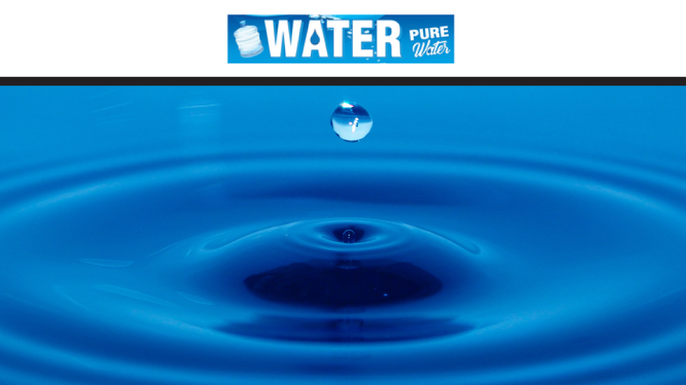 Water. Pure Water. image 0