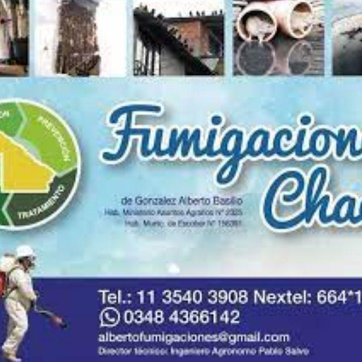 Chaco Fumigaciones