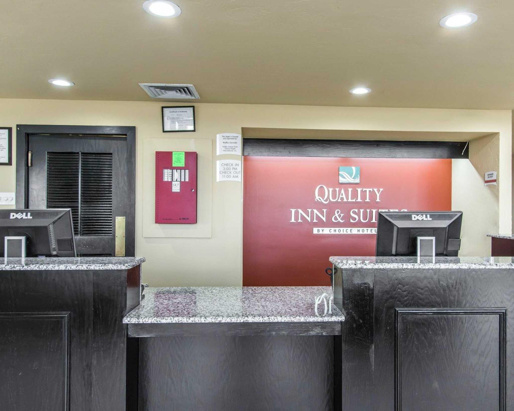 Quality Inn & Suites Fairgrounds West image 16