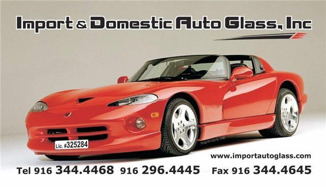 IMPORT DOMESTIC AUTO GLASS image 2