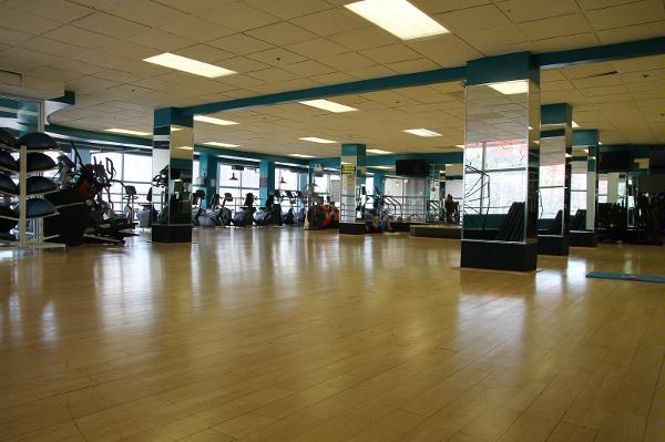 World Gym Fitness Center