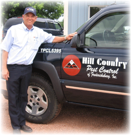 Hill Country Pest Control Of Fredericksburg, Inc. image 2