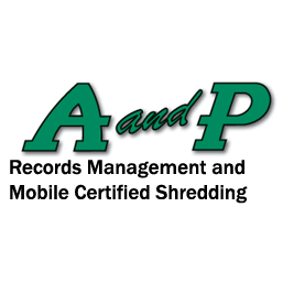 A and P Records Management and Mobile Certified Shredding