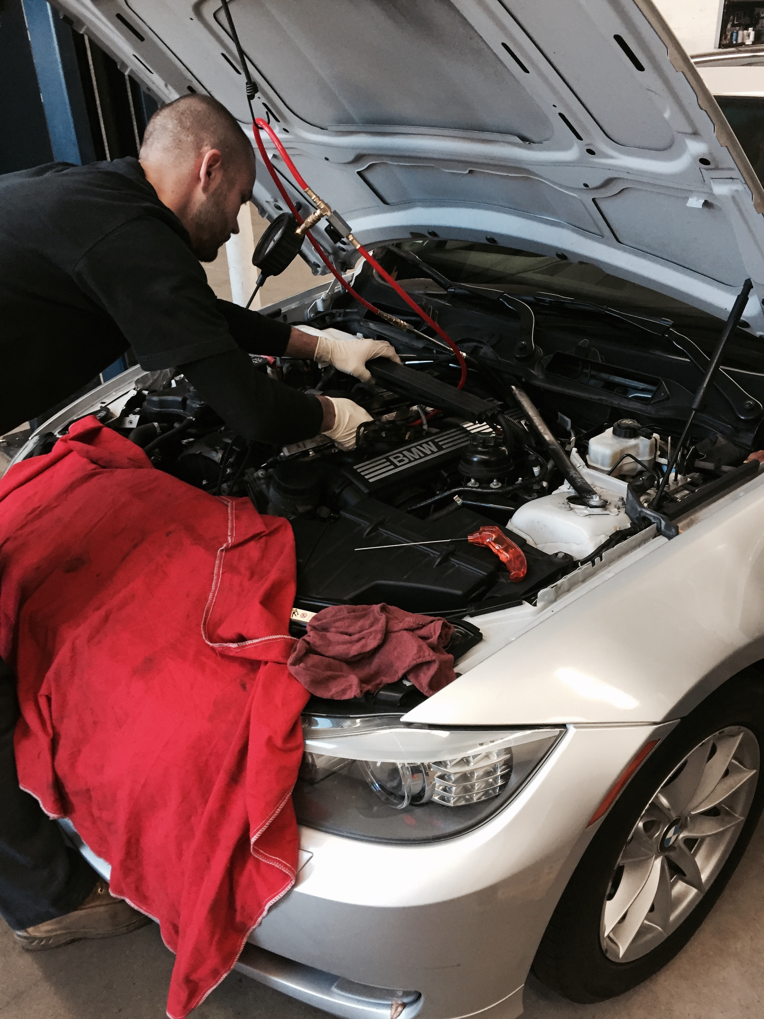 bmw service and repair in west springfield ma