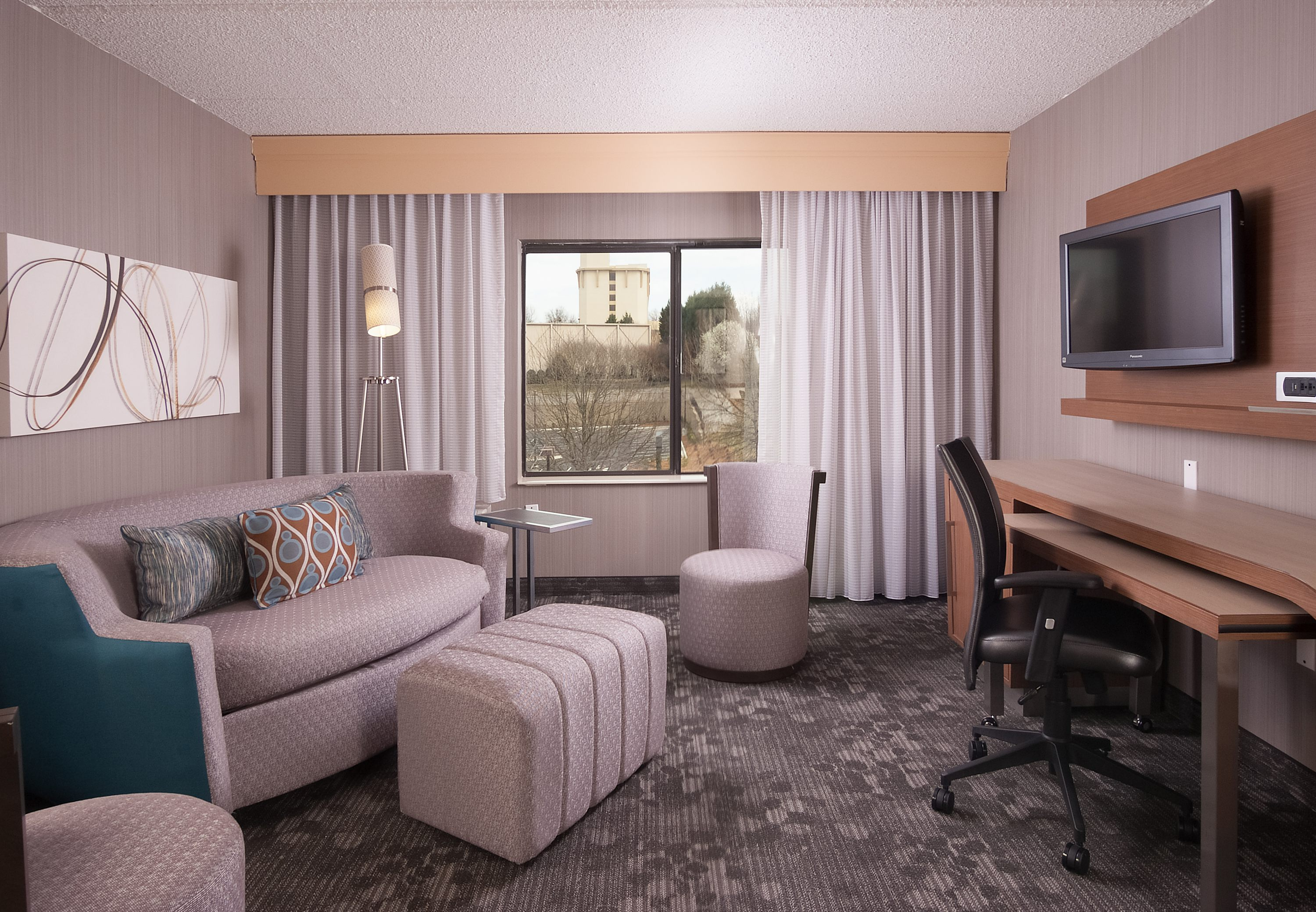 Courtyard by Marriott Greenville-Spartanburg Airport image 5