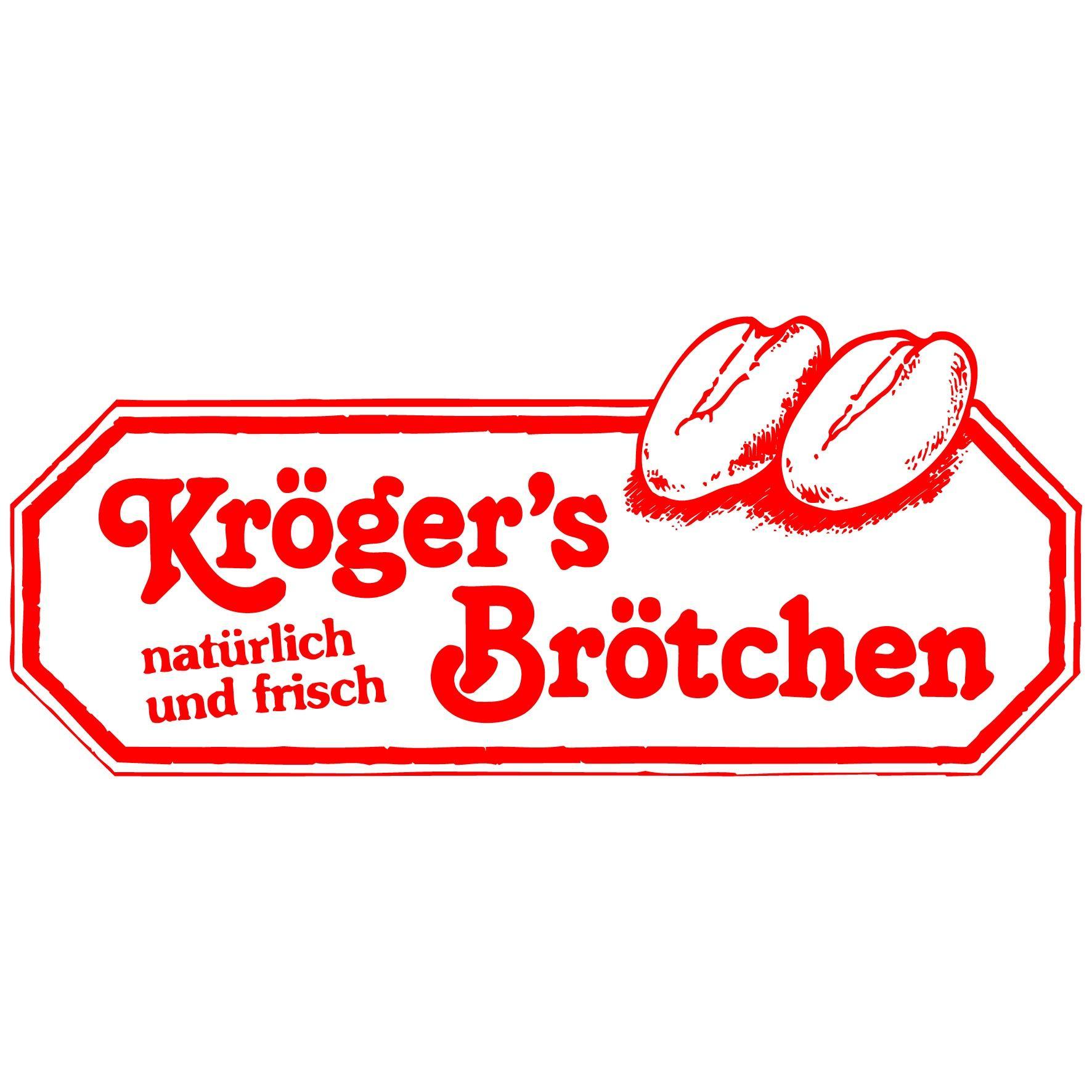 Logo von Kröger's Brötchen