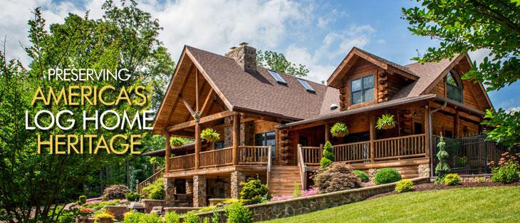 R & R Log Homes image 0