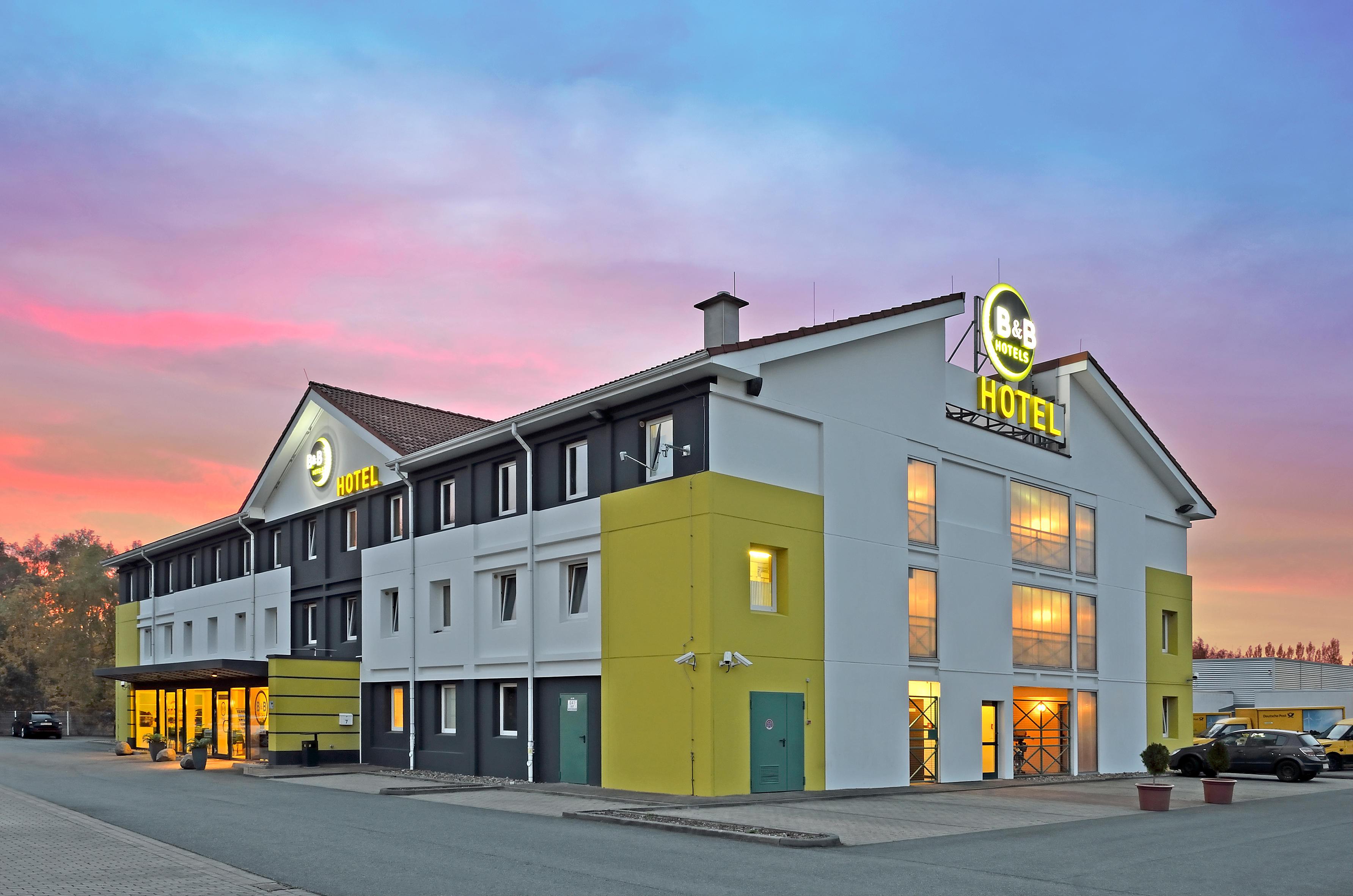 B&B Hotel Hannover-Nord, Rendsburger Straße 7 in Hannover