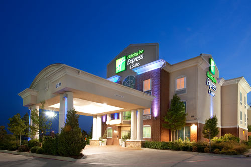 Holiday Inn Express Suites Fort Worth I 35 Western
