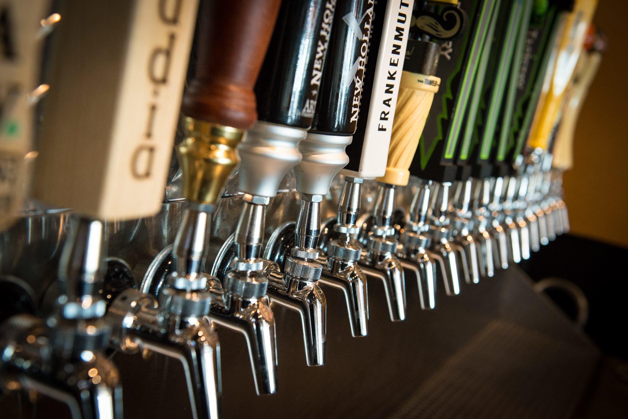Craft Beer Bars Lansing Mi