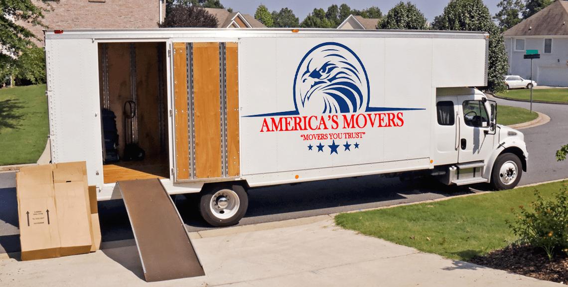 America's Movers Inc image 0